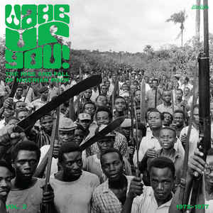 V/A – Wake up you! Vol. 2 Rise and fall of Nigerian rock