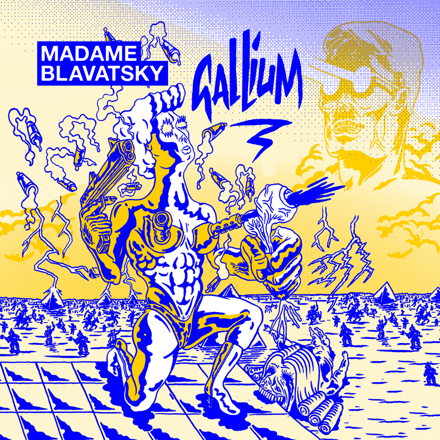 Madame Blavatsky – Gallium
